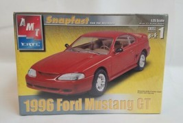 AMT ERTL 1996 Ford Mustang GT 2002 1/25 #31801 Snapfast Model Kit - SEALED - $34.65