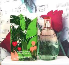 Yves Rocher Green Summer EDT Spray 2.5 FL. OZ. - $99.99