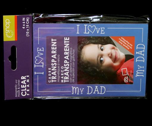 Mag photo dad