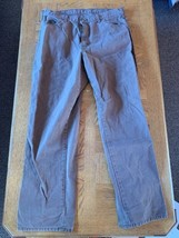 Mens Dickies Jeans Size 36x32 0107 - $29.70
