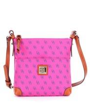 NWT Dooney & Bourke Pink Signature Logo Gretta ... - $108.00