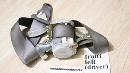 2002-2006 toyota camry front left driver seatbelt buckle 73240-aa050 oem d7 - $64.74
