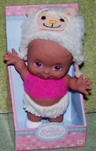 "My Sweet Love Mini Baby AA Doll 5""H in Sheep Hat NWT - $8.88"