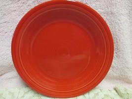 """Homer Laughlin Fiestaware White Dinner Plates Fiesta 10 1/2""""  New Set of 2 USA - $14.00"""