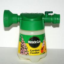 Vintage MIRACLE GRO Grow Feeder Garden & Lawn Sprayer Plastic - $37.08