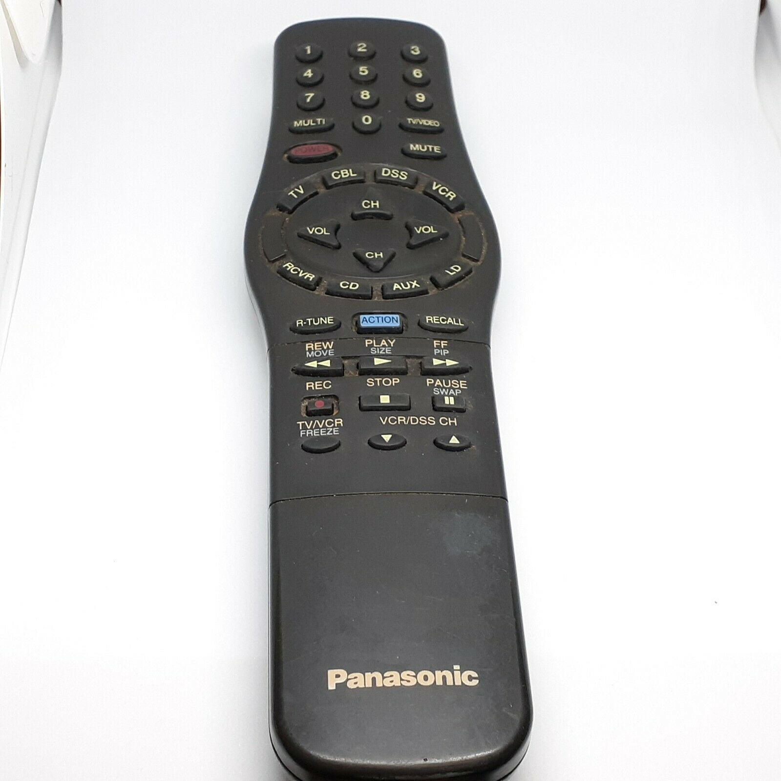 Panasonic EUR511051A Remote Control TESTED