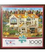 Buffalo Games - Charles Wysocki - The Farm - 1000 Piece Jigsaw Puzzle Ex... - $19.31