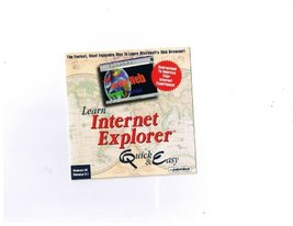 Learn Internet Explorer Quick & Easy - $99.99