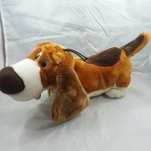 """Disney Store Toby The Great Mouse Detective Very Soft Large Plush Dog 17"""" - $29.95"""