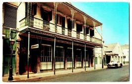 New Orleans Historical Building 1833 Arnaud's Restaurant Vtg 1955 Postca... - $8.79