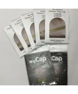 Fishnet Wig Cap Lot Of 7 - $11.88