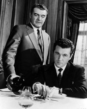 Jack Hawkins And Bryan Forbes In The League Of Gentlemen 16X20 Canvas Giclee - $69.99