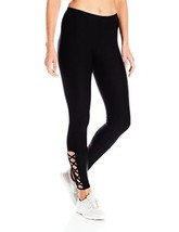 Steve Madden Women's Legging W/ Lattice Detail - Choose SZ/Color - $65.65+