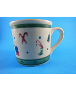 Hartstone Christmas Coffee Mug Made in USA - $15.83