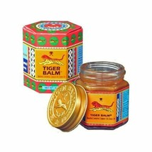 19.4g Tiger Balm Red Jars Extra Strength Pain Relief Headaches Muscular Join 1 X - $5.43