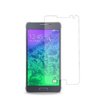 REIKO SAMSUNG GALAXY ALPHA TWO PIECES SCREEN PROTECTOR IN CLEAR - $7.21