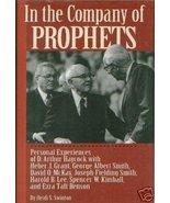 In the Company of Prophets Swinton, Heidi S - $0.00