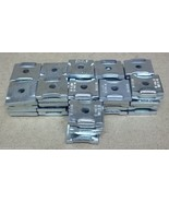 Cooper B-Line B200-D Square Washer 5/16in Indented Lot of 55 - $84.66