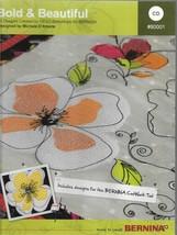Bernia-Bold & Beautiful-51 Designs by Michele D'Amore-CD - $27.85