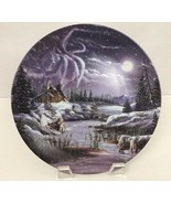 Rusty Rust Decorative Plate In a Hidden World Bradford Exchange 1993 Vin... - $25.49