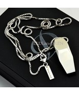 S.T. Dupont Necklace with pendant - Never used - $220.00