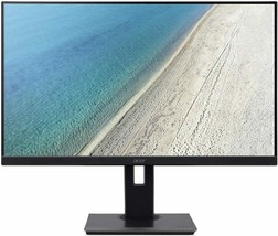 """Acer B227Q 21.5"""" LED Monitor w/ IPS Screen, 4MS, 16:9, 250Nit, 75Hz, 2 Speakers - $160.99"""