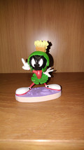 Extremely Rare! Looney Tunes Marvin The Martian Small Figurine Statue - $118.80