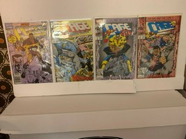 CAGE (MARVEL COMICS) 1992-1993 VF 9 BOOK LOT WITH FREE SHIPPING INCLUDED - $8.60