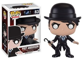 POP! ANIMATION 83: POET ANDERSON - POET ANDERSON - $8.49