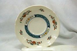 Wedgwood 1988 Chinese Teal Saucer - $4.84