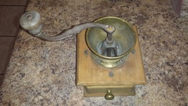 Vintage or Antique Leinbrock's Patent Coffee Grinder Late 1800's from Ge... - $69.78