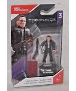 Mega Construx Terminator 3 T-800 Guardian 2018 FXP52 Heroes Serie Schwar... - $11.67