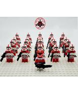 Star Wars Commander Fox Coruscant Guards Shock troopers 21pcs Minifigure... - $29.99