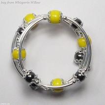 3 tier Silver Steelers Fashion Bracelet - $12.00