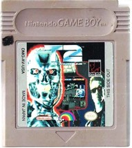 T2: Judgment Day Nintendo Game Boy 1991 Cartridge Only Terminator 2 - $9.49