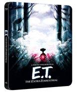 [Amazon.co.jp Exclusive] E.T. SteelBook Blu-ray [Blu-ray] Brand New - $63.19
