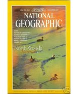 National Geographic Vol. 192 No. 5 - November 1997 - $4.99