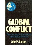Global Conflict by Burton, John W. - $8.99