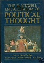 The Blackwell Encyclopedia of Political Thought - $49.99
