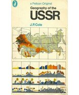 Geography of the USSR by Cole - $4.99