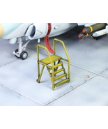 USAF Aircraft ladder in airfield 1:72 Pro Built Model - $14.83