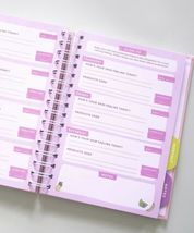 SOLD OUT LMTD ED GLOW RECIPE GLOW Diary with Avocado Pineapple Banana Samples image 4