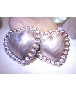 Haunted FREEBIE STERLING EARRINGS MESSENGER LOVE SPELL HEARTS WITCH Cassia4 - Freebie