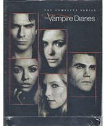 The Vampire DiariesThe Complete Series (39 Disc Box Set) Brand New - $58.95