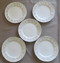Sheffield Fine China Classic 501 Dinner Plates (5) - $17.50