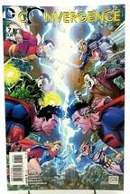 Convergence #7 Tony Daniel Variant Cover July 2015 DC Comics Combined Sh... - $3.99