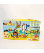 New Lego Duplo Jake and the Never Land Pirates Beach Racing 10539 - $69.25