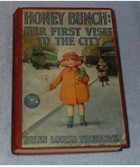 Honey Bunch Her First Visit to the City, Helen Thorndyke Series Book 1923 - $11.95