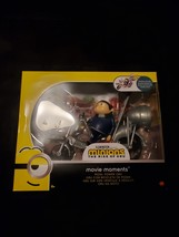 NIP Minions THE RISE OF GRU Movie Moments PEDAL POWER GRU Playset Action... - $24.00