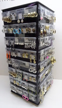 300 Pairs of New Jordache Earrings with a Large... - $79.19